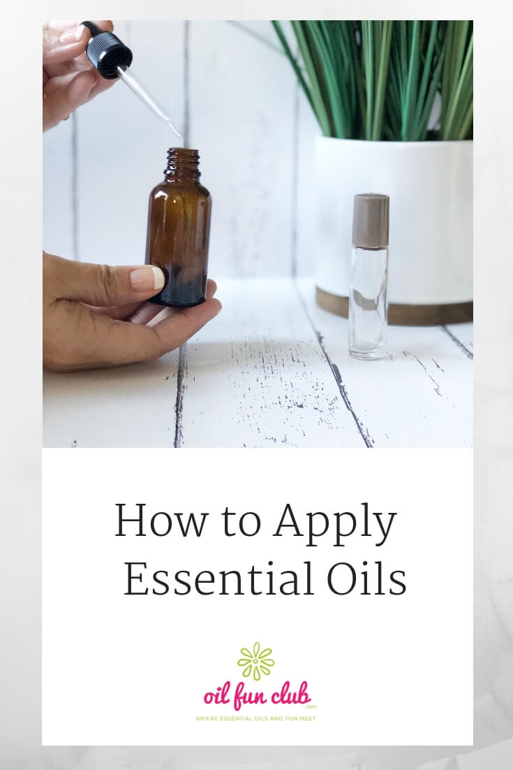 Look no further - your complete guide on how to apply essential oils. We'll cover where to apply, how to dilute, and how much to use. Come on in!