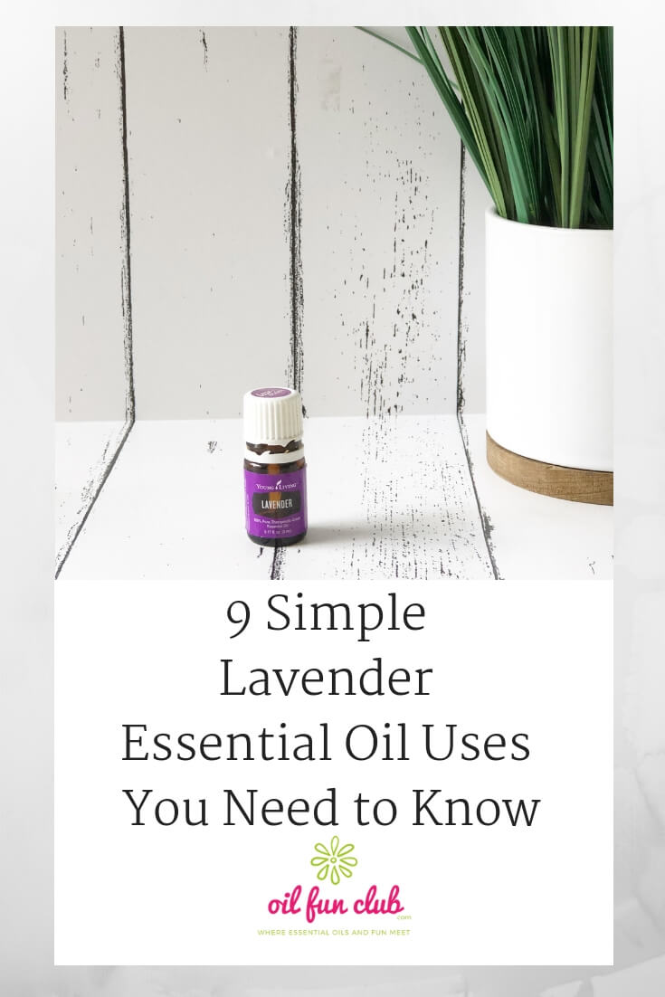Lavender is one of the top four used essential oils. Lavender is called the Swiss Army Knife of oils because it does so much. Learn 9 simple ways to use it.